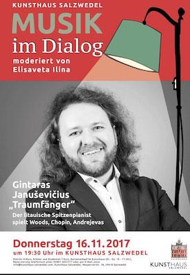 Musik im Dialog Janusevicius