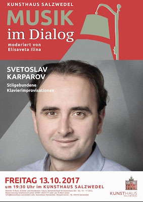 Musik im Dialog Karparov