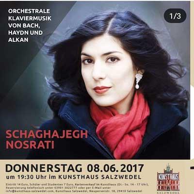 Musik im Dialog Nosrati