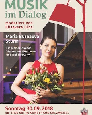 Musik im Dialog Burnaeva